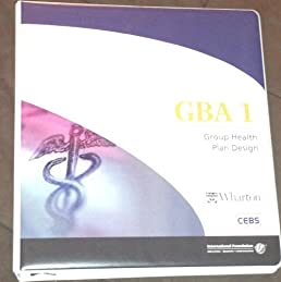 gba 1 group health plan design learning guide ph d jerry s rh amazon com Pretty Study Guides Examples Study Guide