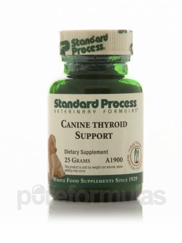 Standard Process Canine Thyroid Support, 25g