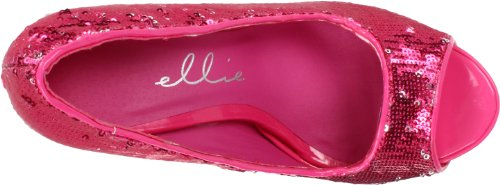 Ellie Shoes Womens 415-flamingo Pump Pink