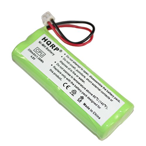 HQRP Battery for Dt-Systems H20 1800 Series H2O 1810 1812 1813 1820 1822 1823 1830 1832 1833 1850 1852 1853 Remote Controlled Dog Training Collar Receiver + (Dt Systems Battery)