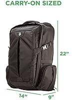 Tortuga Travel Backpack - 44 Liter Carry-On-Sized, Travel Backpack