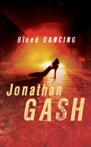 BLOOD DANCING (Dr. Clare Burtonall Series)
