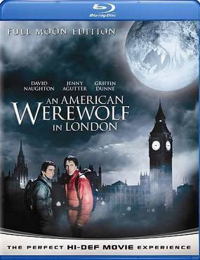 Universal Mc-an American Werewolf In London Full Moon Edition [blu Ray W/movie Cash]