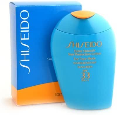 Shiseido - Shiseido Extra Smooth Sun Protection Lotion SPF 34 PA --100ml/3.4oz for Women