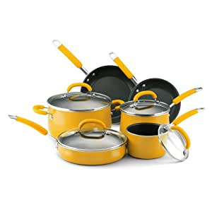 RACHAEL RAY 12 PIECE COOKWARE SET AMAZON