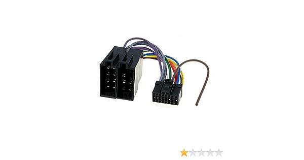 PIONEER DEH-S100UBB Model Car Radio Stereo 16 Pin Wiring Harness Loom ISO Lead