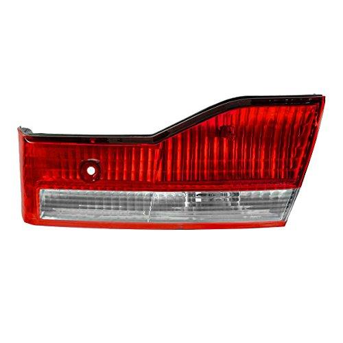 Inner Taillight Lamp Assembly RH Passenger Side for 01-02 Honda Accord 4 Door 01 Rh Tail Lamp