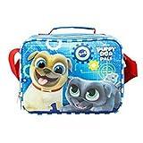 Disney 9.5'' PUPPY DOG PALS Bingo & Rolly School Lunch Bag