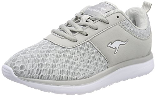 Kangaroos Vapor Mujer Zapatillas Grey Grau Bumpy PgnraP