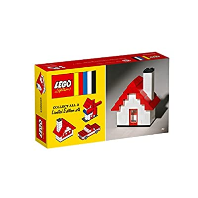 LEGO Classic 60th Anniversary Limited Edition House 4000028: Toys & Games