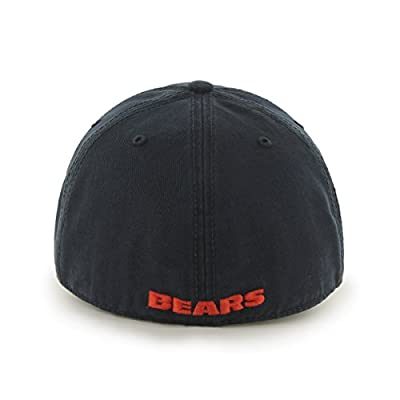 NFL Chicago Bears Franchise Fitted Hat, XX-Large, Navy C