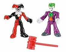 Fisher-Price Imaginext DC Super Friends, Joker & Harley Quinn