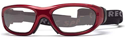 Rec-Specs Maxx 21 Eyewear - in your choice of color (Crimson, - Face Oval Specs For
