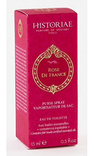 Historiae Rose De France Perfume, Purse Size by Historiae