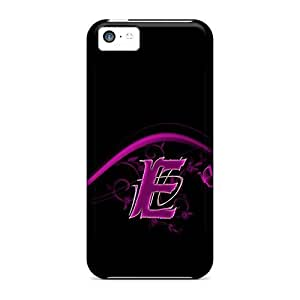 StaceyBudden Premium Protective Hard Cases For Iphone 5c- Nice Design - Pink E