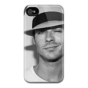 High-quality Durability Cases For Iphone 6(ian Somerhalder Ian Somerhalder The Vampire Diaries) by runtopwell