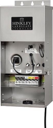 (Hinkley Lighting 0900SS Low Voltage Landscape Transformer, Stainless)