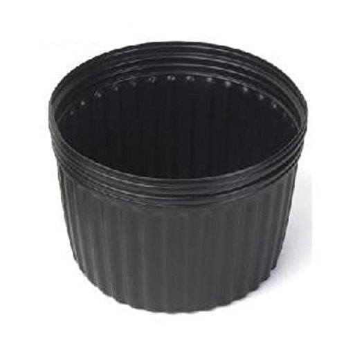 Aquatic Planting pot 1g Squat No-Holes (Lily Water Lily Pots)