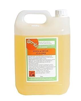 GreenOven y freidora resistente desengrasante limpiador spray/reposar 5 litros: Amazon.es: Hogar