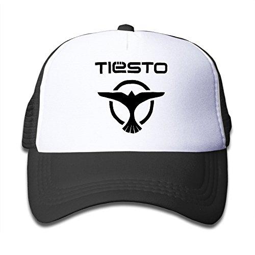 Kid's Hats DJ Tiesto (Tijs Verwest) Cool Baseball Hat Small Kids Cap