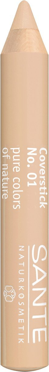 Sante Cosmetici naturali Cover Stick n. 02Medium (2G) Sante Naturkosmetik 42091