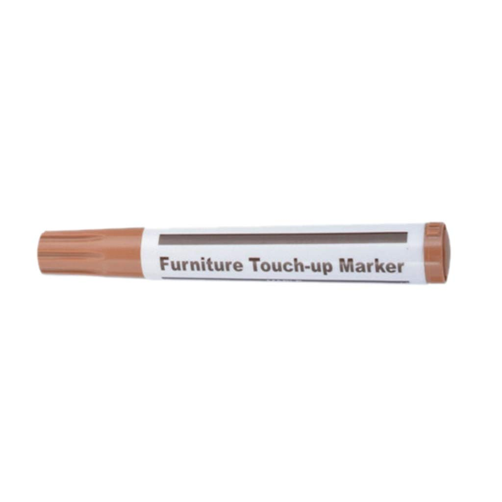 TianranRT Riparazione di mobili in legno Penna Marker Pen Wax Scratch Filler Remover Repair Fix 1pz