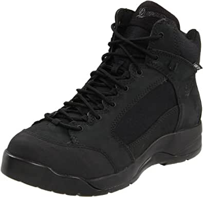 Danner Men's Descender 15405 Uniform Boot,Black,5 D US