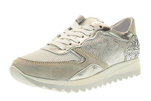 Femmes Chaussures basses perla/argento argent