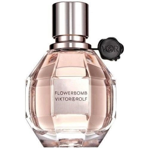 FLOWERBOMB BY VIKTOR & ROLF WOMENS EAU DE PERFUME SPRAY 3.4oz. 100ml. TST