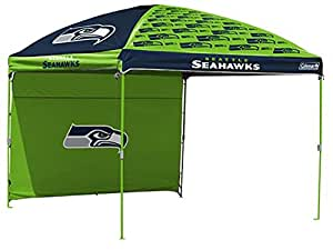 Amazon Com Rawlings Seattle Seahawks 10 X 10 Coleman