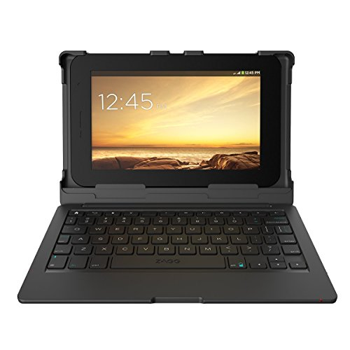 ZAGG Folio Case, Hinged With Bluetooth Keyboard For Android