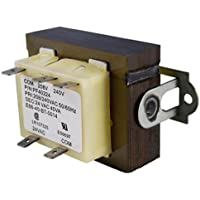 Luxaire S1-02518452700 - Aftermarket Replacement Packard PF40224 Transformer with Terminals - 208/240 Volt to 24 Volt