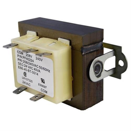 (Luxaire S1-02518452700 - Aftermarket Replacement Packard PF40224 Transformer with Terminals - 208/240 Volt to 24)
