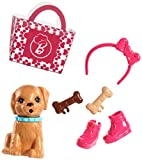 Barbie Sisters Chelsea Doll and Puppy Food