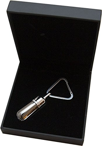Montecristo Signature Dual Twist Punch Cigar Cutter - Gun Metal