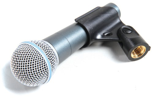 042406054720 - Shure BETA 58A Supercardioid Dynamic Microphone with High Output Neodymium Element for Vocal/Instrument Applications carousel main 5