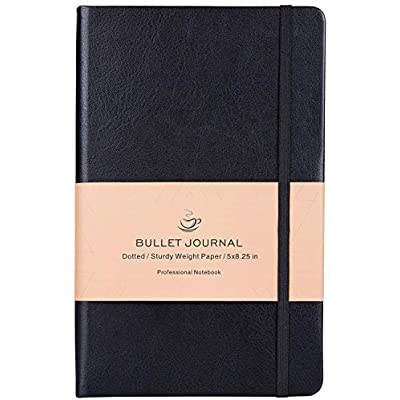 bullet-journal-dot-grid-hard-cover