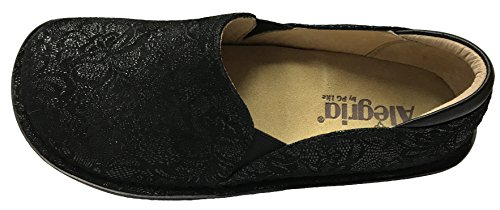 Debra Exclusive Shoe Black Alegria Professional Women's Leaf APq5nUwEx