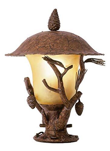 Ponderosa Ponderosa Outdoor 3 Light Lantern Head Ponderosa