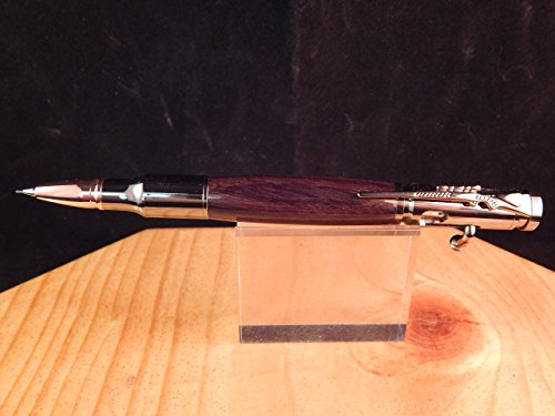 bolt-action-30-mechanical-pencil-with-east-indian-rosewood-pc059-hand-made
