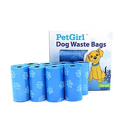 Doggie Bags Doggie Poop Waste Bags Unscented Leak-Proof Doggie Bag Refill