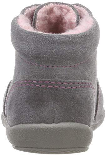 Fille 6300 Candy Grau Duplo Richter Ash Bébé Silver Gris Baskets qwBUnt4z