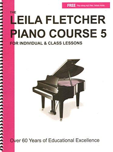 LF005 - The Leila Fletcher Piano Course - Book 5