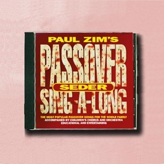 Passover Seder Sing-A-Long by Simcha