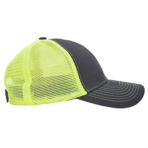 Opromo Yellow Charcoal De Béisbol Gorra neon Hombre rOwYxrqp