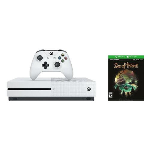 Console Xbox One S - 1TB - Sea Of Thieves