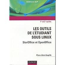 LES OUTILS DE L'ETUDIANT SOUS LINUX : STAR OFFICE ET OPENOFFICE