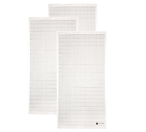 Silhouette CAMEO 12-Inch by 24-Inch Cutting Mat 3 Pack
