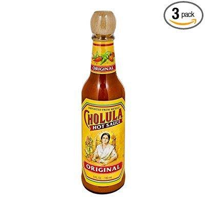 Cholula ( 3 PACK ) Original Hot Sauce 5oz Each