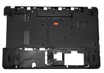 Piezas de Repuesto para portátil Packard Bell EasyNote TE11 TE11HC TE11HR TE11BZP5WS0 TS11-HR 522RU TV11CM TV11HC Negro Bottom Base Cover Case: Amazon.es: ...